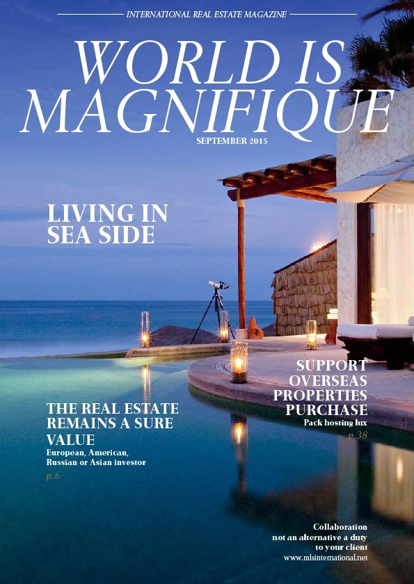 World Is Magnifique September 2015